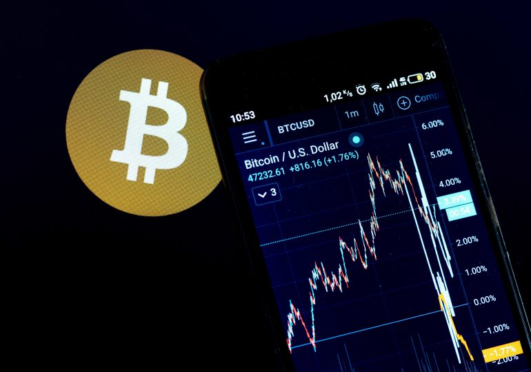 Bitcoin smashes through $52,000 to hit a new all-time high