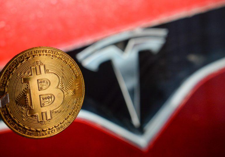 Bitcoin surges to new record as major firms flock to crypto