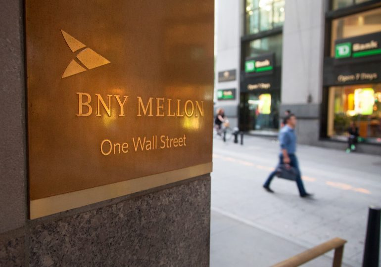 BNY Mellon to offer bitcoin services, a validation of crypto from a key bank in the financial system