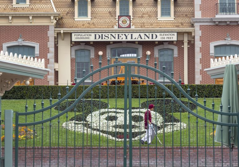Disney said Covid-related costs shaved $2.6 billion from parks' operating income in latest quarter