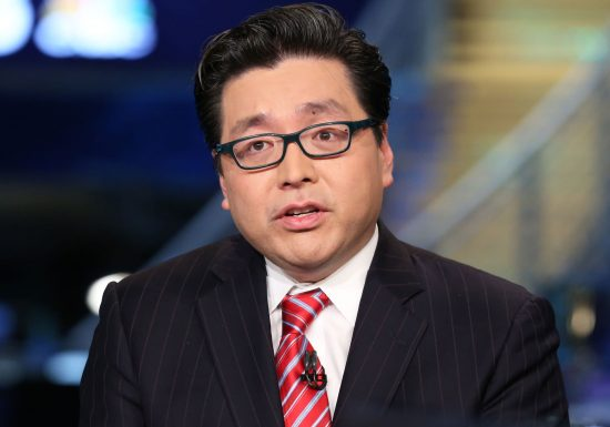 Double down on epicenter stocks and avoid Big Tech, market bull Tom Lee suggests