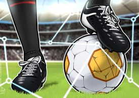 Europe's most successful soccer club just got a cryptocurrency sponsor