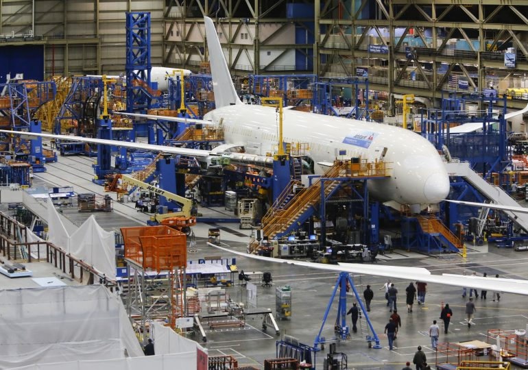 FAA fines Boeing $6.6 million over compliance and quality-control lapses