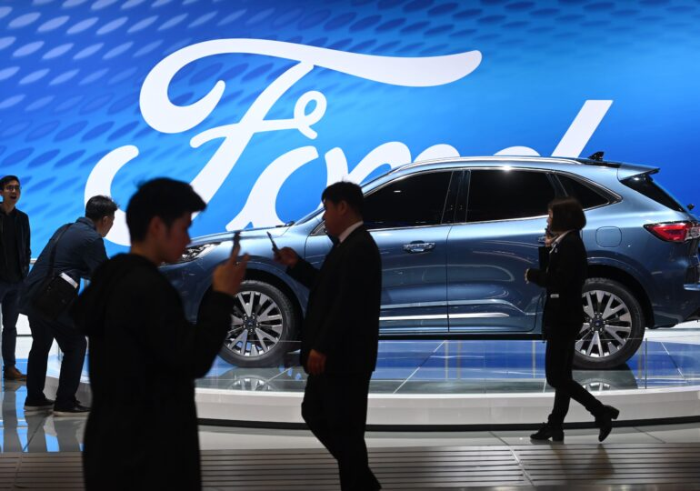 Ford boosts investment in electric and autonomous vehicles to $29 billion through 2025