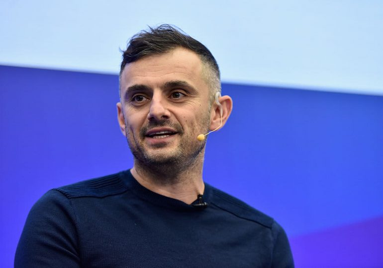 Gary Vaynerchuk says GameStop frenzy was just the beginning of investing in the digital age