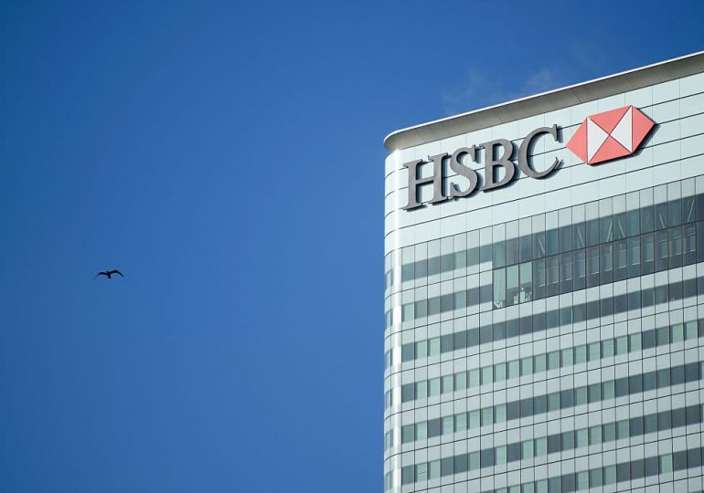 HSBC pays dividends again after beating estimates on 2020 profit