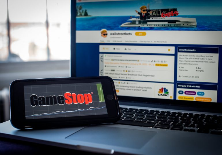 Interactive Brokers chair says financial system came 'dangerously close' to failure during GameStop mania