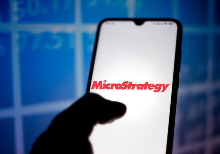 MicroStrategy shares fall after firm reveals plans to sell convertible debt to buy more bitcoin