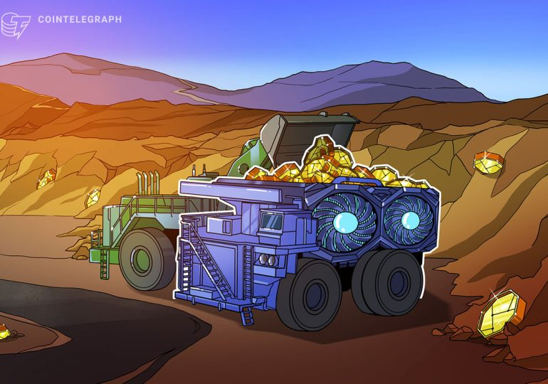 Russian crypto mining firm scrambles to meet foreign demand