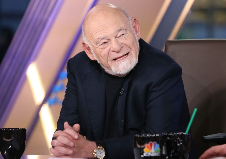 Sam Zell calls SPAC craze largely 'rampant speculation' reminiscent of 1990s dot-com bubble
