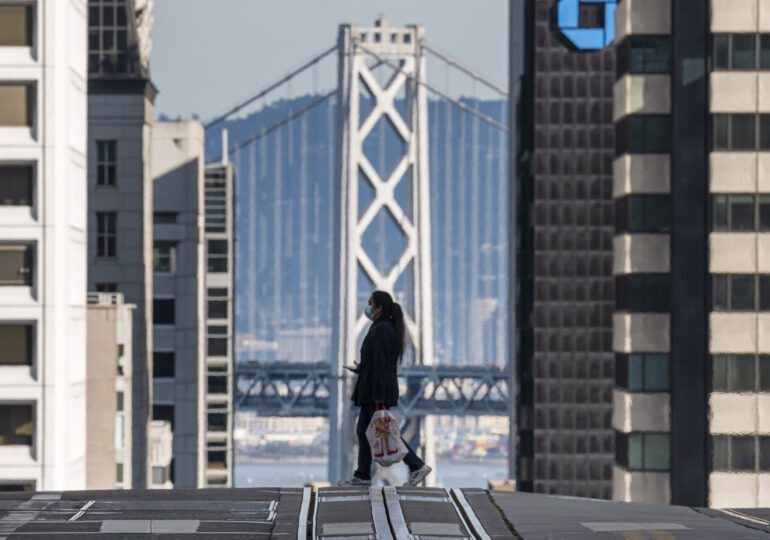 San Francisco businesses teeter on the brink after a year of lockdowns, fires and other hurdles
