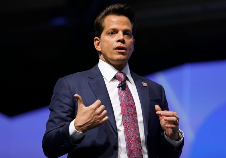 SkyBridge's Anthony Scaramucci sees bitcoin nearly doubling to $100,000 before year-end