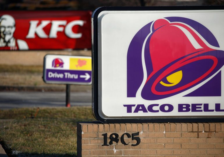 Taco Bell owner Yum Brands earnings top estimates, despite blow of international Covid restrictions