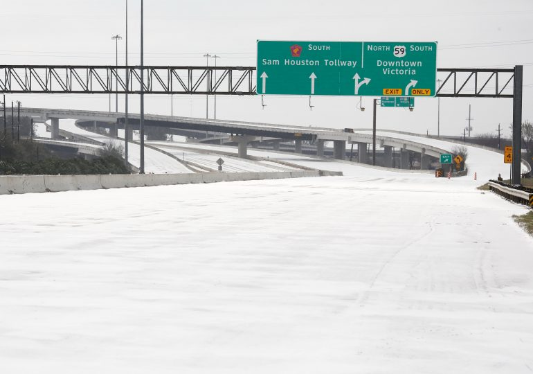 The Texas winter storm may drive up gasoline prices across the country