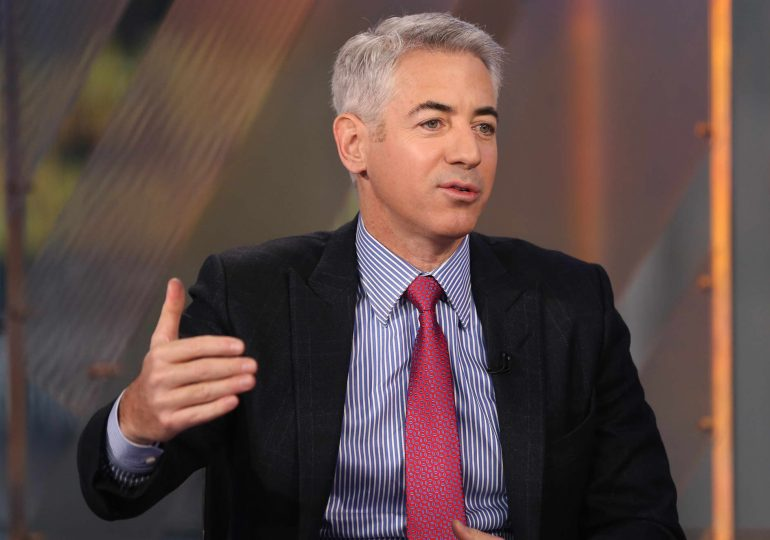Bill Ackman, an early Coupang investor, donates his more than $1 billion stake to charity