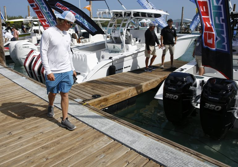 Boat sales took off during the pandemic and now dealers can't keep up with demand