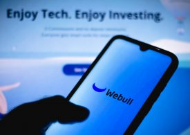 Brokerage app Webull seeing 'an uptick in deposits' as stimulus checks roll out, says CEO