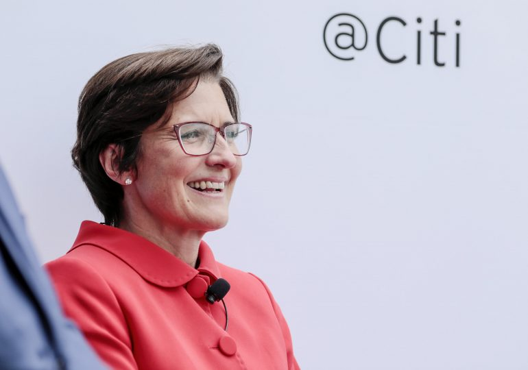 Citigroup CEO Jane Fraser calls for Zoom-Free Fridays and new bank holiday as pandemic fatigue grows