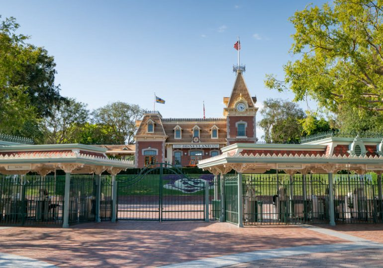 Disneyland to reopen on April 30, Disney CEO Bob Chapek says