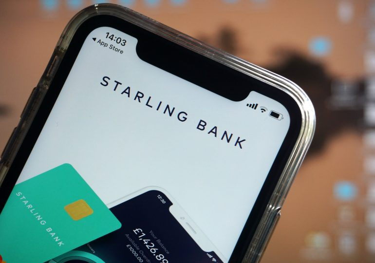 Fidelity leads a $376 million investment in Starling, valuing the UK digital bank at $1.5 billion