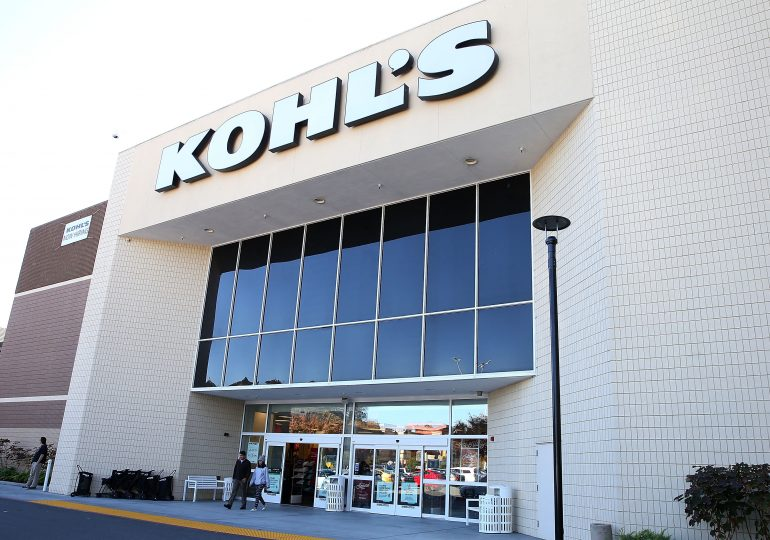 Kohl's shares rise as retailer posts better-than-expected earnings, sees sales growth in 2021