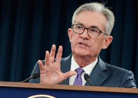 Powell calls cryptocurrencies 'not really useful stores of value' and says Fed will move slowly