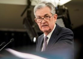 Powell says the Fed is committed to using all its tools to promote recovery