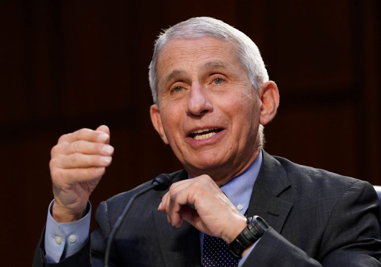 Rising Covid cases can't be blamed on variants alone as travel resumes, states lift restrictions, Fauci says