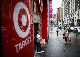 Target earnings top estimates as sales rise 21%, boosted by a surge of post-holiday shoppers