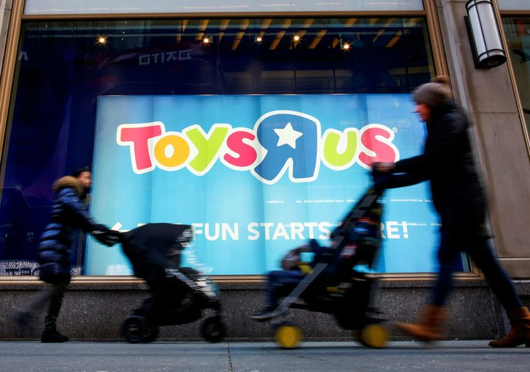 Toys R Us has a new owner that's planning to open stores again in the U.S.