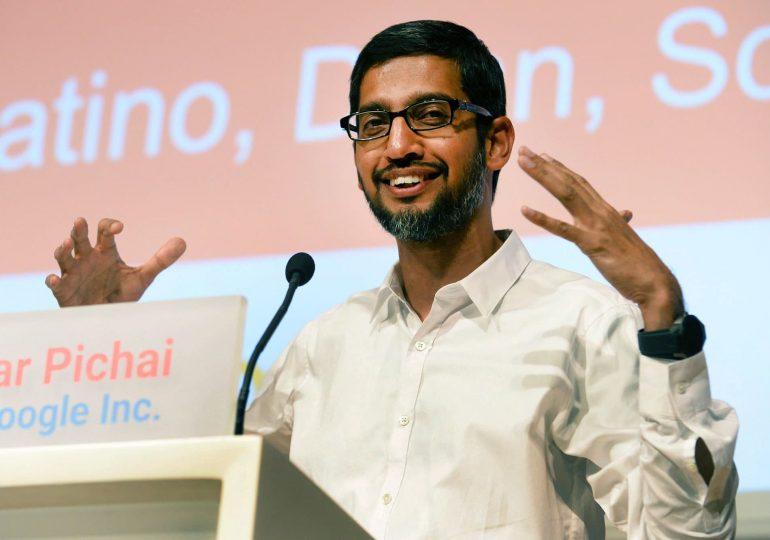 Alphabet reports big earnings beat as revenue grows 34%