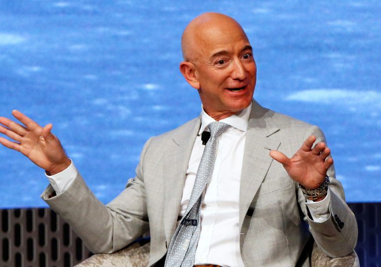 Amazon sales surge 44% as it smashes earnings expectations