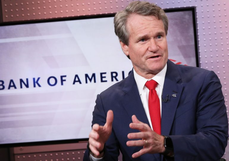 Bank of America tops estimates on Wall Street trading and banking, release of loan-loss reserves