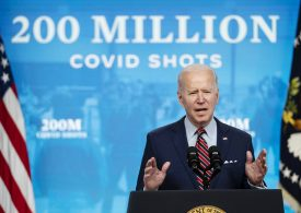 Biden announces tax credit for businesses giving paid leave for Covid vaccinations and recovery