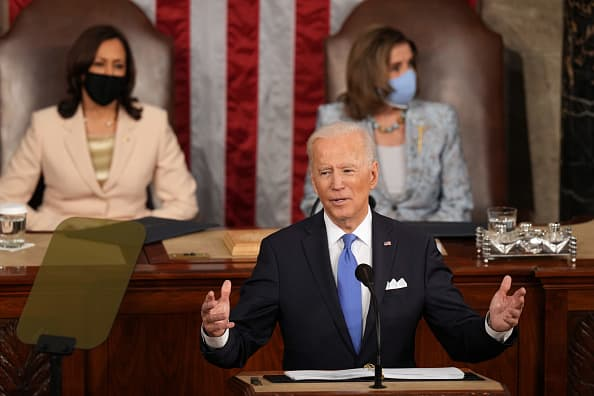 Biden says he'll protect businesses from certain tax hikes. It's not clear how