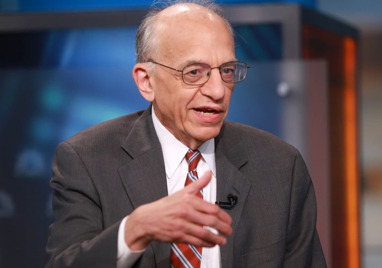 'Enjoy this ride' — Wharton's Jeremy Siegel says stock market could go up 30% before boom ends