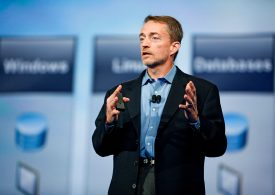 Intel revenue and profit drop slightly from last year, beating expectations