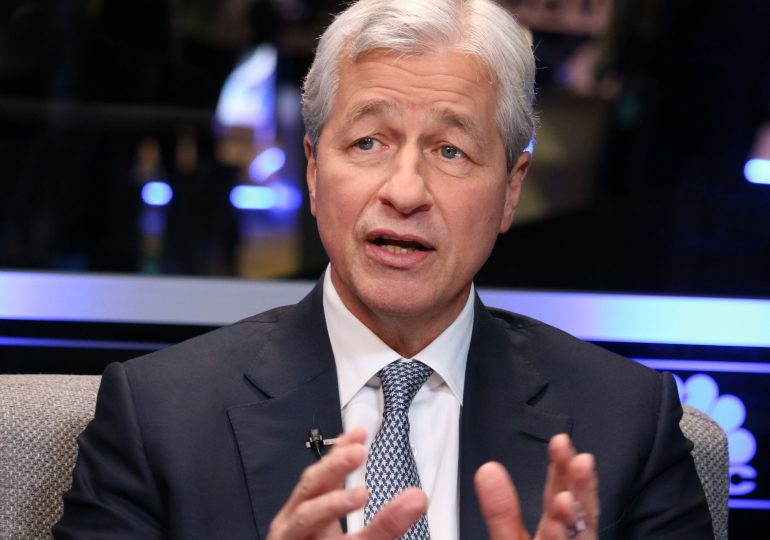 Jamie Dimon says 'justice was served' after Derek Chauvin found guilty for murder of George Floyd