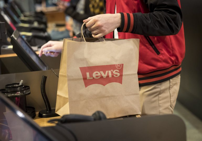 Levi's shares rise as denim retailer boosts outlook for first half of 2021