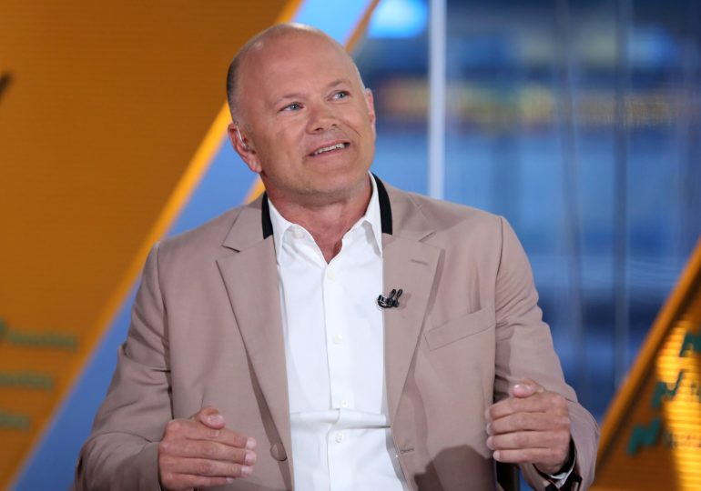 'We're just getting started' — Novogratz says bitcoin value only a fraction of global wealth