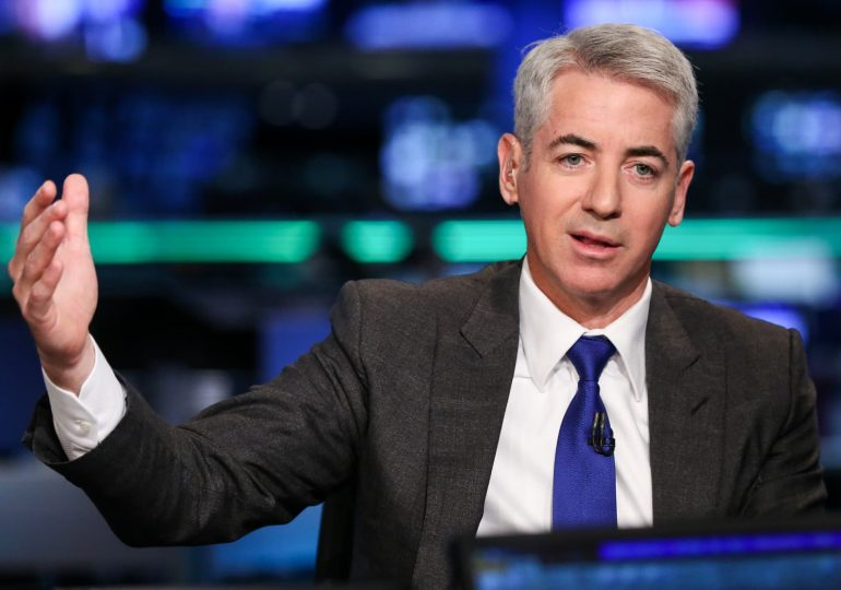 Bill Ackman reveals 6% stake in Domino's Pizza, shares jump