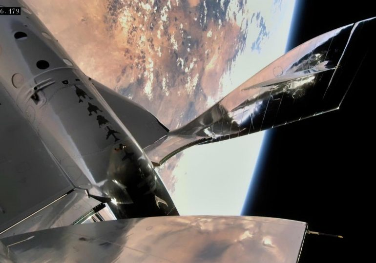 Cathie Wood's space exploration ETF sells its last few shares of Virgin Galactic