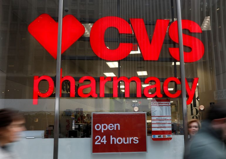 CVS Health earnings top estimates as Covid vaccinations, testing boost drugstore sales