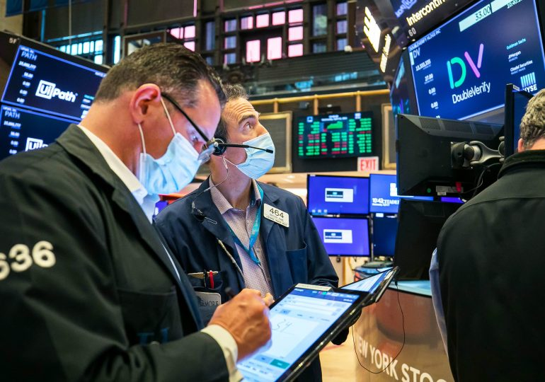 Dow futures gain more than 100 points as optimism over economic recovery grows