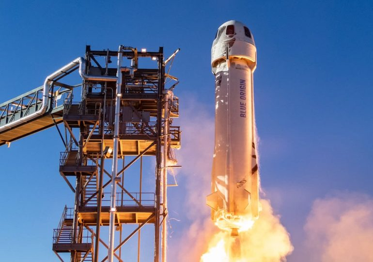 Jeff Bezos' Blue Origin to launch first space tourism passengers on July 20 and auction off a seat