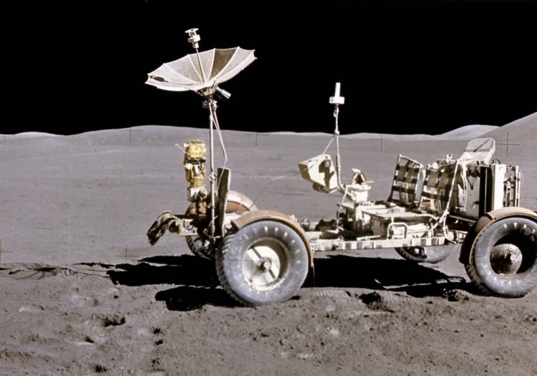 Lockheed Martin and GM partner to develop new moon buggy for NASA astronauts and cargo