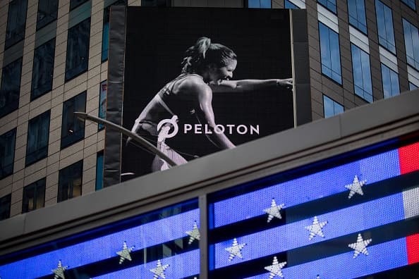 Peloton sales surge 141% as delivery pressures ease, recall to lower fourth-quarter sales by $165 million
