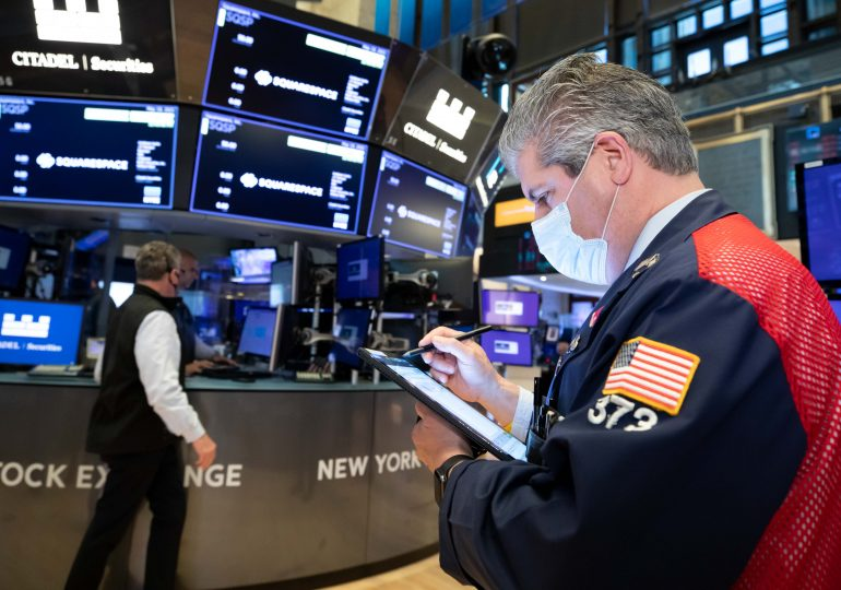 Stock futures are flat after strong start to the trading week