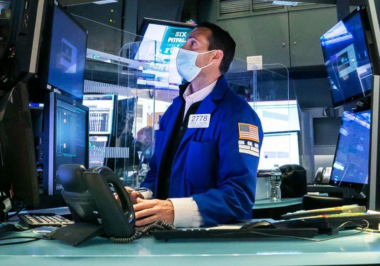 Stock futures are little changed after major averages snap 3-day losing streak