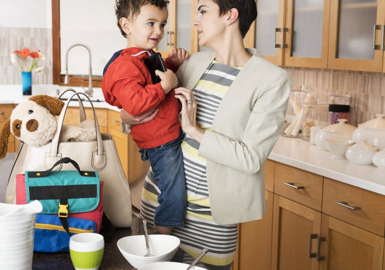 The high cost of child care and lack of paid leave are holding back many working parents